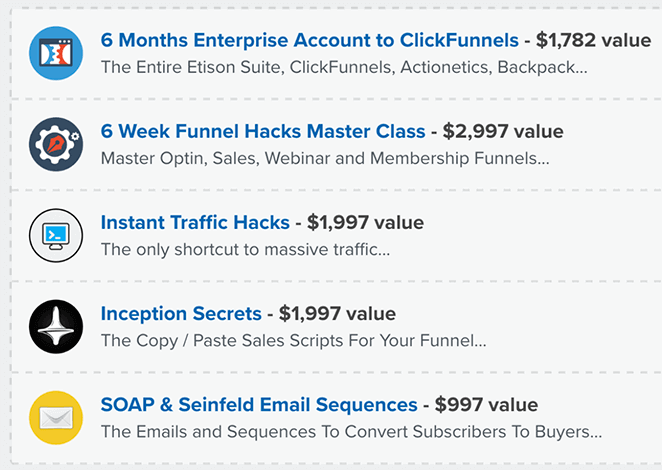what is funnel hacks