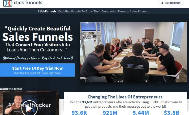 More About Clickfunnels Scams