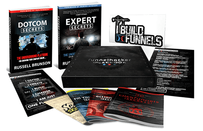 whats inside the clickfunnels black box