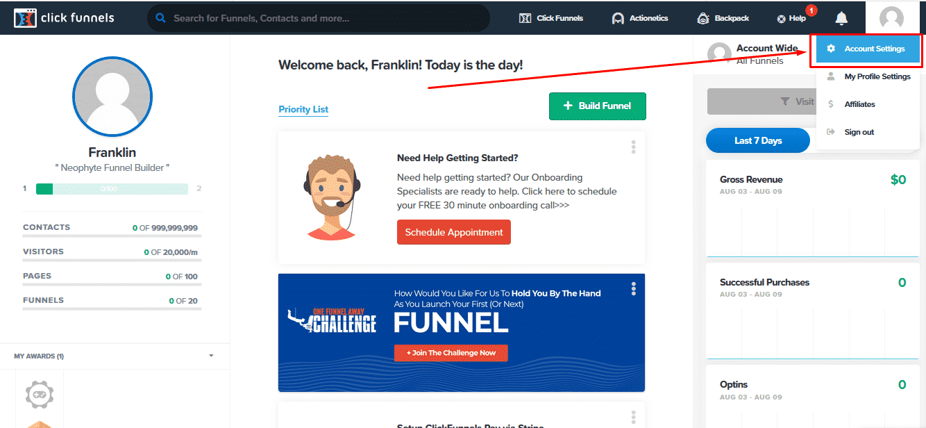 How To Integrate ClickFunnels With ActiveCampaign