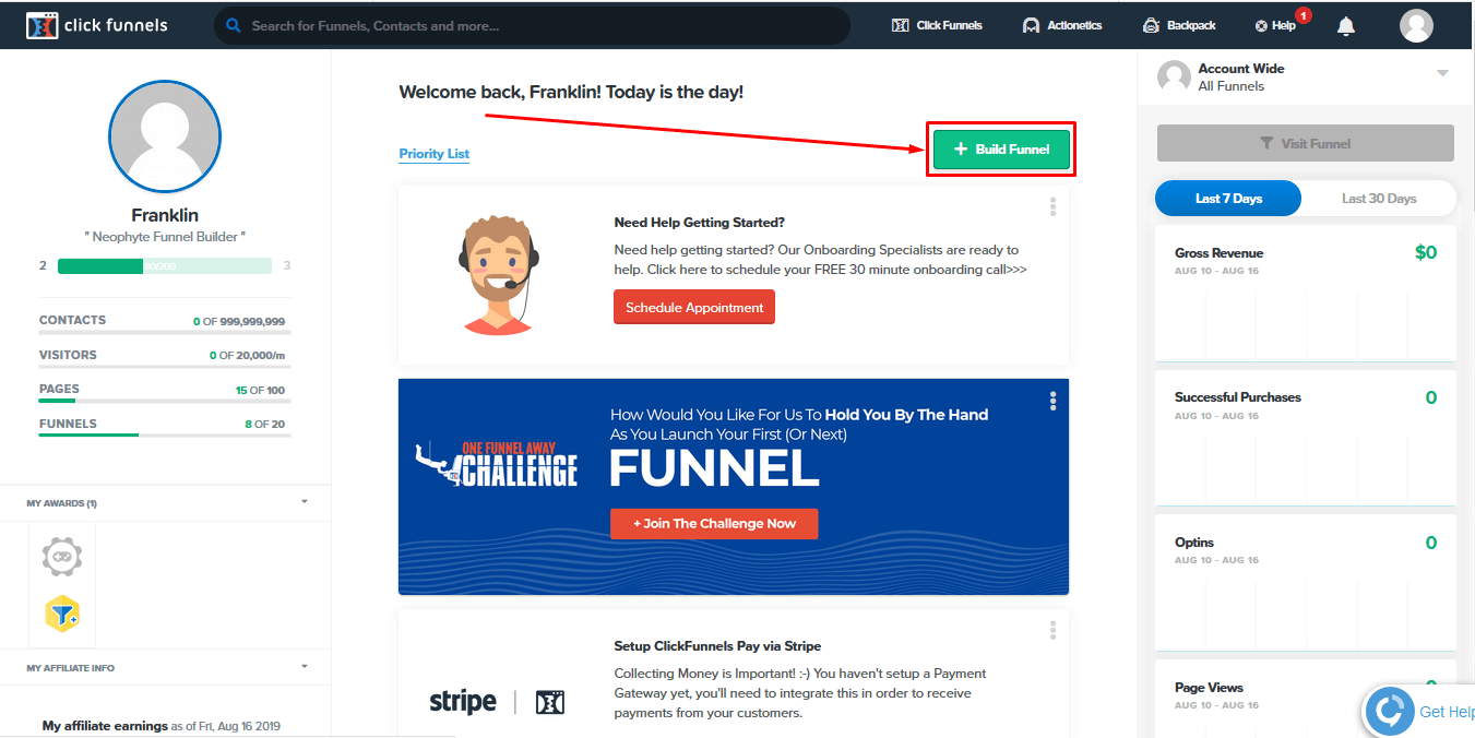The Facts About Clickfunnels Membership Site Uncovered