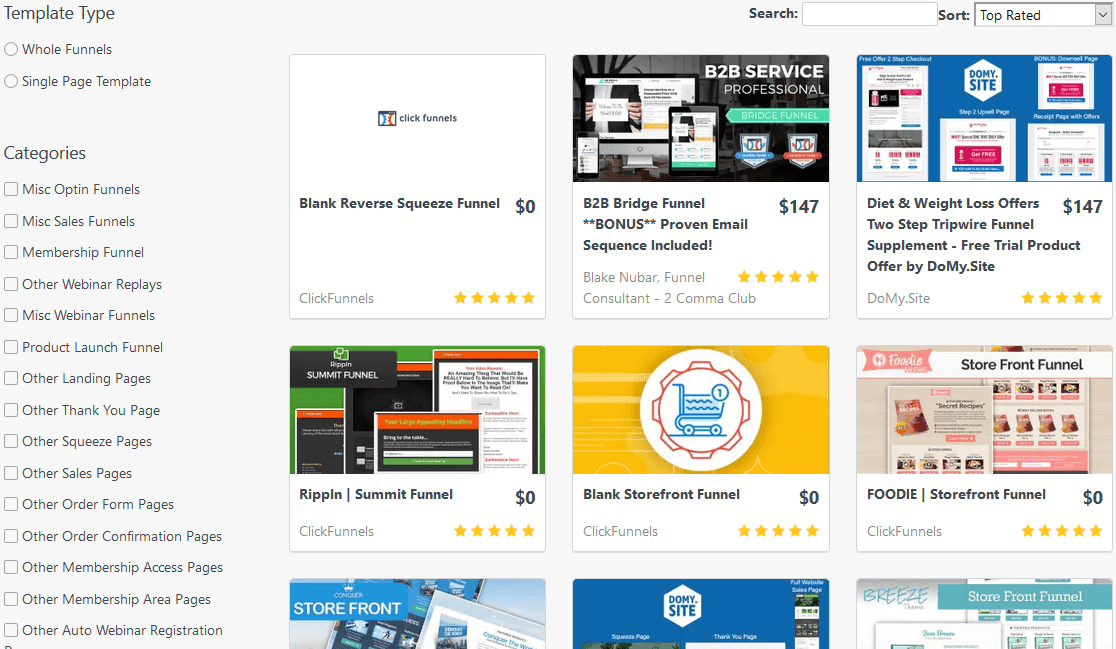 The Ultimate Guide To Clickfunnels Templates